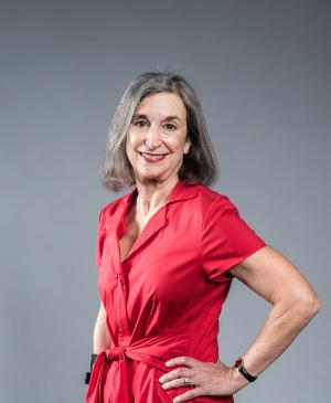 Ellen Rudnick, MBA '73
