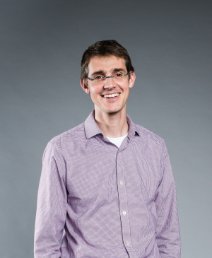 Matt Martin, PhD, MBA '18