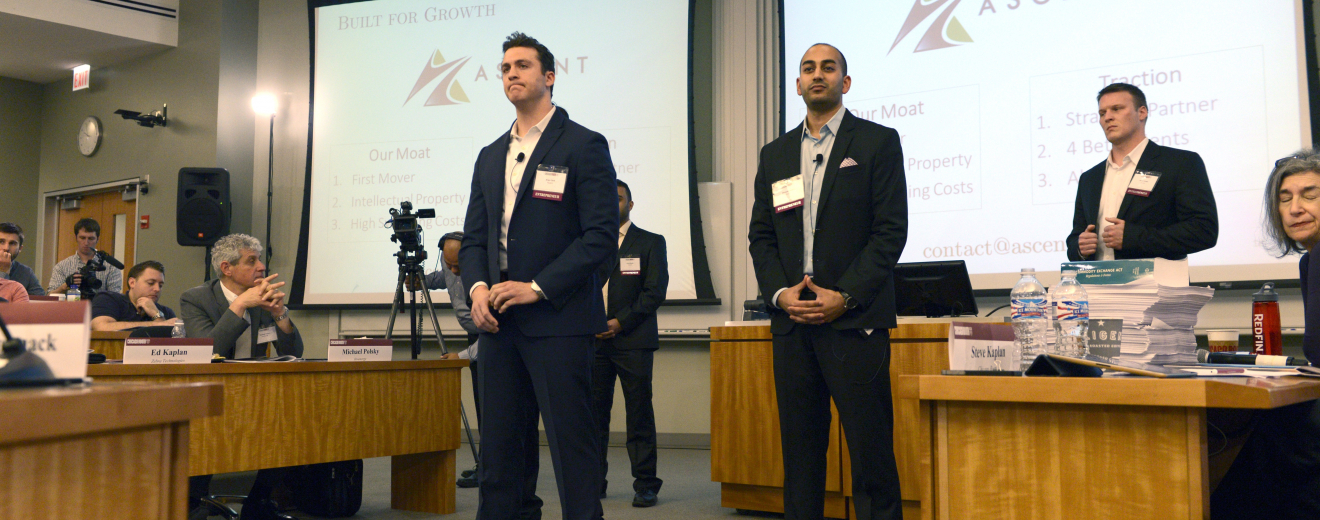 UChicago invests in tech startup company founded by Chicago Booth alumni