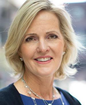 Linnea Roberts, MBA '90