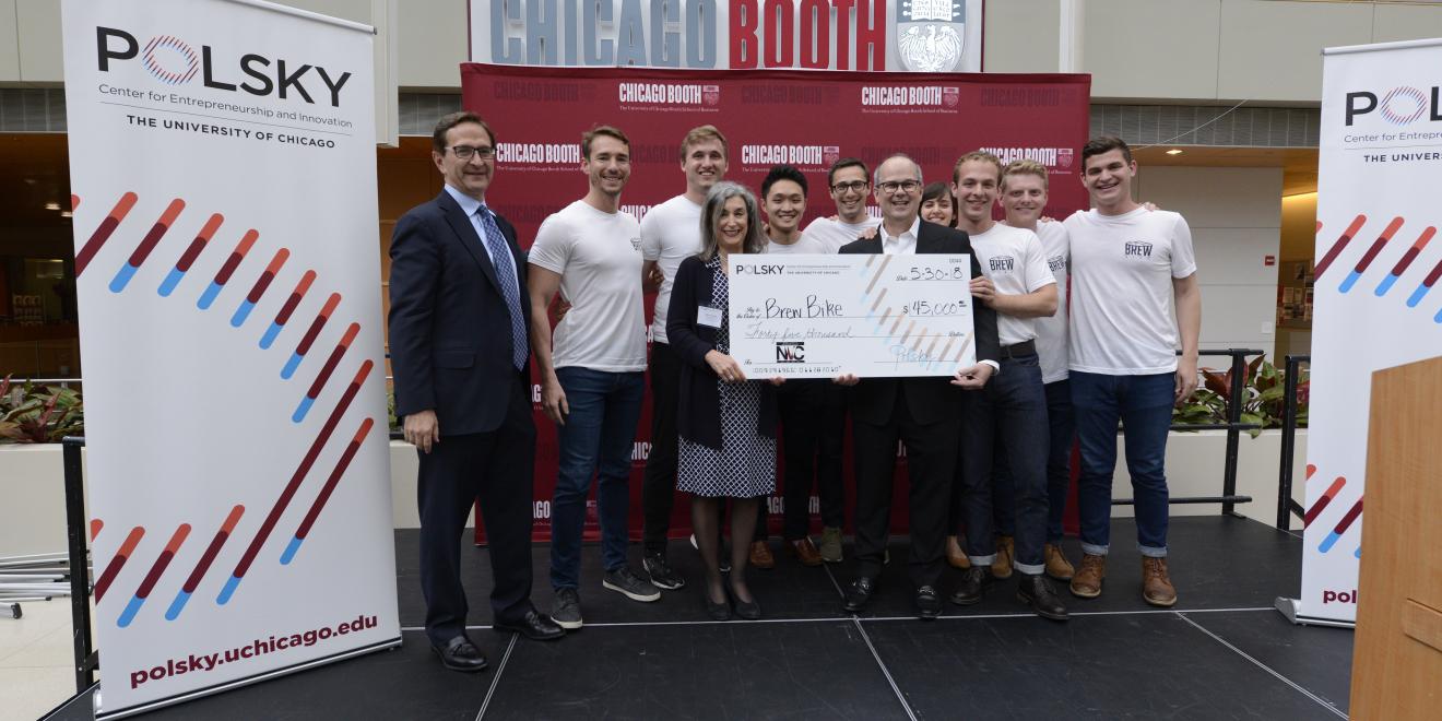 2018 NVC and Polsky Accelerator Alum BrewBike Closes $800K Seed Round