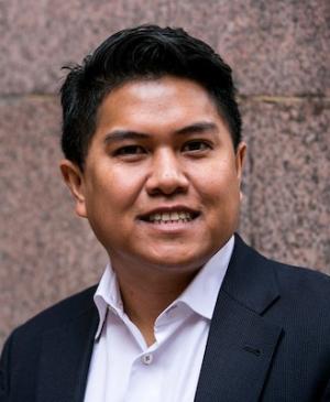 Hernando Bunuan, MBA '07