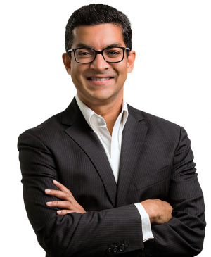 Kevin Pereira, MBA '08