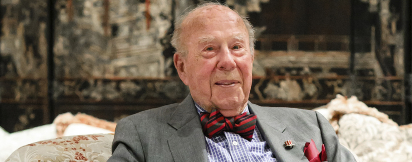 Polsky Center's Innovation Fund Renamed to Honor George P. Shultz