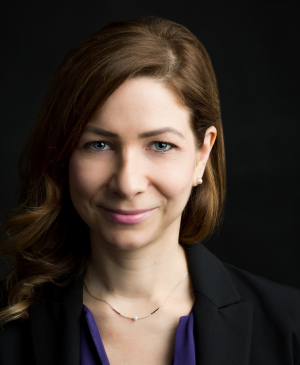 Nora Peterson, MBA '14
