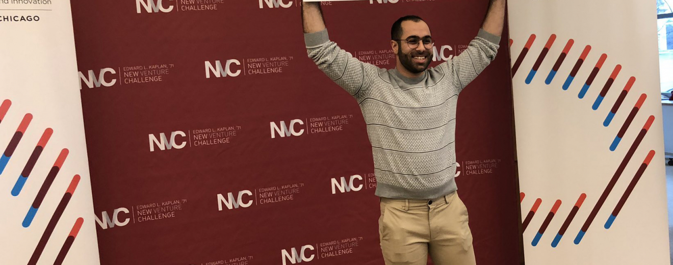 PODU, the first Arabic podcast platform, wins $15,000 at the 2019 College New Venture Challenge