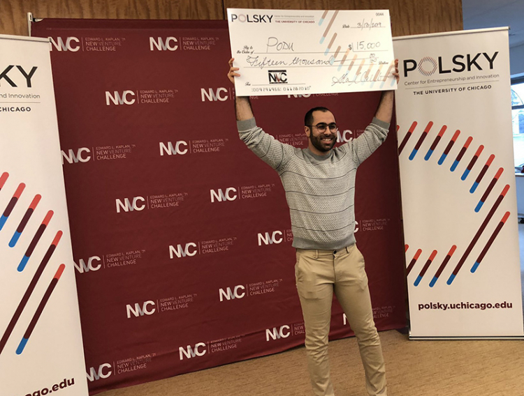 PODU, the First Arabic Podcast Platform, Wins $15,000 at the 2019