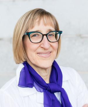 RoseMary Safranek, AB '80, MBA '88