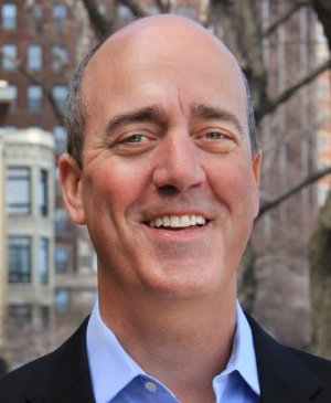 Scott Metcalf, MBA '94