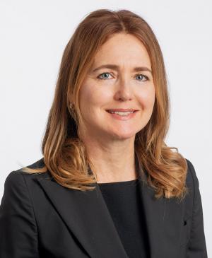 Amelia Morris, MBA '86