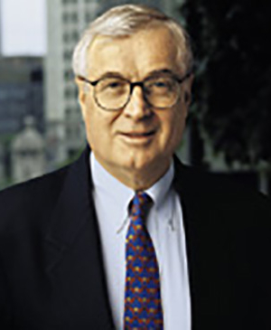 Robert McCormack, MBA '68