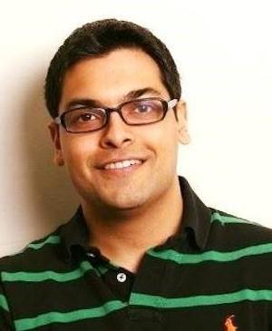 Aakash Jain, MBA '15