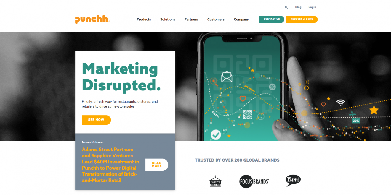 Chicago Booth-Led Startup Punchh Closes $40 Million Series C Round