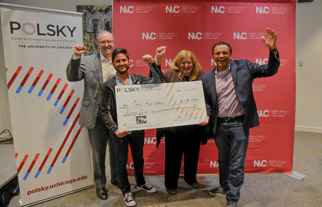 Polsky Center's Alumni New Venture Challenge Returns
