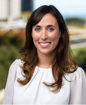 Alyssa Jaffee, MBA '16