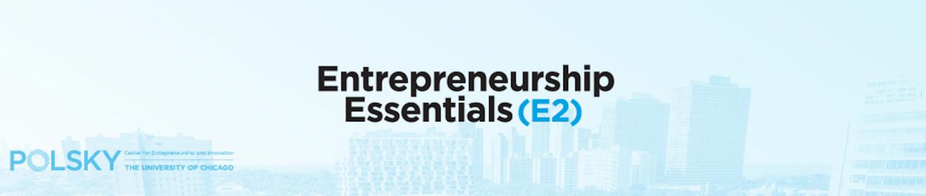 Entrepreneurship Essentials