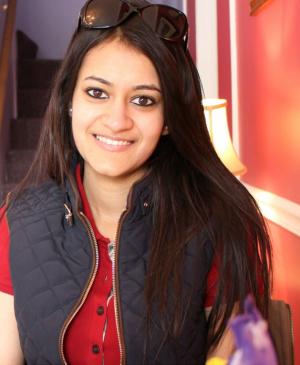 Shivani Jain, AB '13
