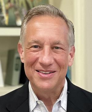 Mark Ernst, MBA '86