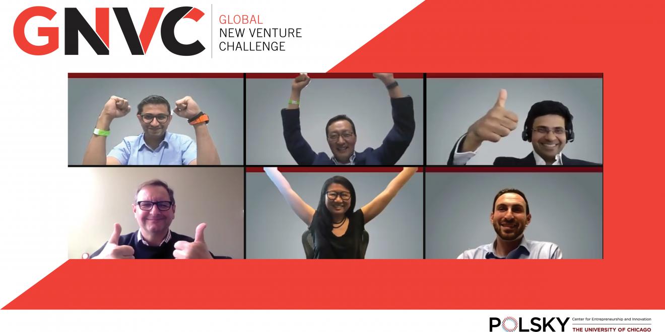 Telemedicine Platform HeartScreen Wins $70,000 in 2021 Global New Venture Challenge