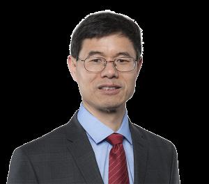 University of Chicago James Franck Professor of Chemistry Wenbin Lin